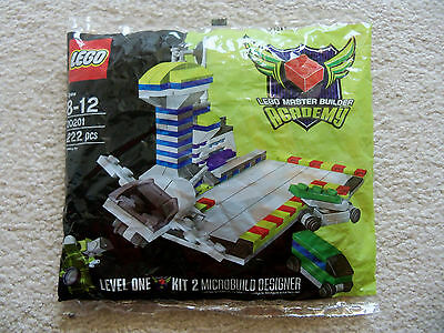 LEGO - MBA Master Builder Academy Level 2 20203 Flight Designer ...