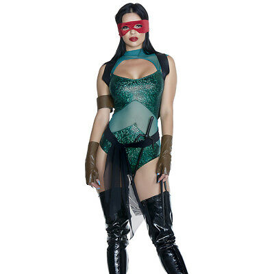 Tough Shell Sexy Movie Character Costume