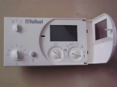 vaillant vrc 420 regler steuerung raumthermostat. Black Bedroom Furniture Sets. Home Design Ideas