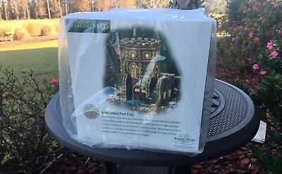 Department Dept. 56 Gunnersbury Park Folly Limited Hand Numbered New in Box