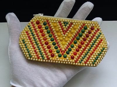 vintage purse pouch very rare MADE IN BULGARIA