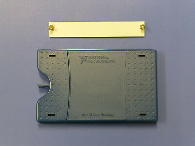 National Instruments NI PXI Slot Blocker and Cover Plate