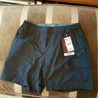 e03a1491589be MOUNTAIN WAREHOUSE TREK womens shorts size 12 new with tags - £3.20 ...