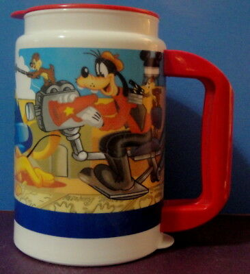 Walt Disney World Disney MGM Studios Director Goofy Drink Cup Mug