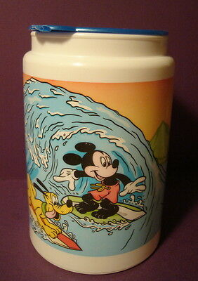 Walt Disney World Disney Vacation Club Summer 2006 with Characters Drink Cup Mug