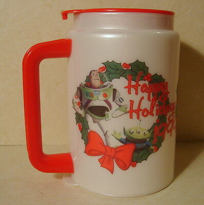 Walt Disney World Happy Holidays 1999 Toy Story 2 Drink Cup Mug