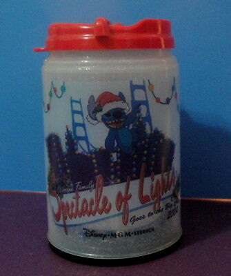 Walt Disney World Hollywood Studios 2004 Spectacle of Lights Drink Cup Mug