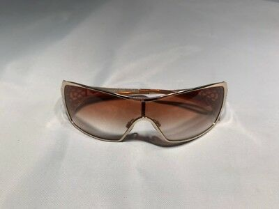 Oakley Dart Sunglasses 05-663 Gold Gradient Lenses