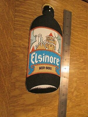 Rare Large Elsinore Beer - Biere Bottle Patch   New   Ships Free