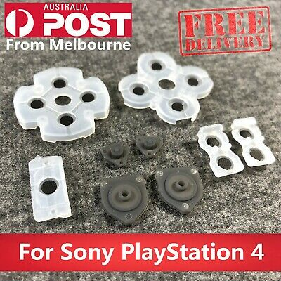Replacement Repair parts Conduction Conductive Rubber Button D Pad FOR SONY PS4