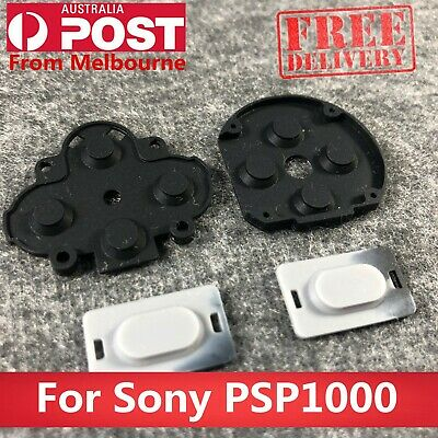 Replacement Repair parts Conduction Conductive Rubber Button D Pad FOR PSP 1000