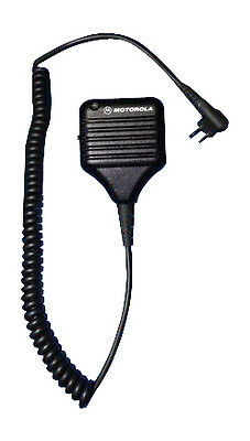 Motorola HMN9030A Cable Microphone -NEW - No Cooties!