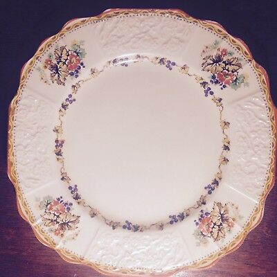 Vintage Myott Stafforshire Small Plate (Bread & Butter) – Autumn Pattern FH 2909