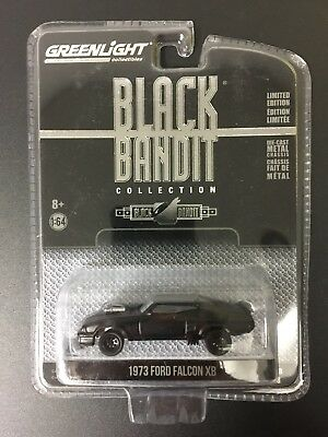 GREENLIGHT 1:64 Diecast Car XB FORD FALCON Black Bandit MAD MAX V8 Interceptor