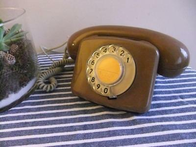 Vintage 776 Rotary Dial Telephone *Working*