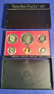 1977 US Proof Set in Original Mint Packaging - FREE SHIPPING