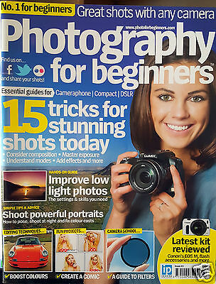 Photography For Beginners Magazine no23 2013 CREATE A COMIC GUIDE TO FILTERS