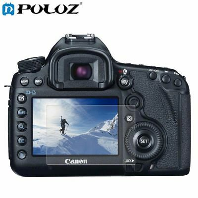 PULUZ For Canon 5D Mark IV 5D4 MK IV Camera Screen Tempered Glass Film Protector