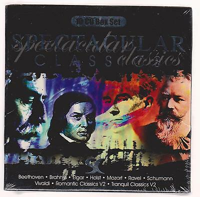 Spectacular Classics (Set 4) 10 CD Box Set- New and Sealed  (P246)
