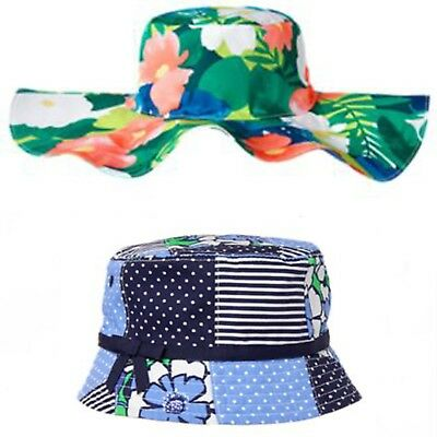 Gymboree Baby Toddler Girl Sun Hat 0 6 12 18 24 2T 3T 4T 5T NWT Retail Store