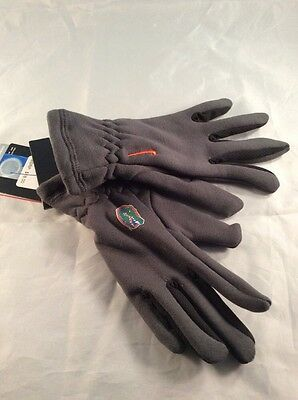 Nike Florida Gator Youth Therma Fit Gloves Box D