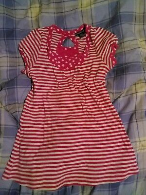 Lot of 7 girls tops size Large between 10/12 and 14