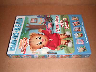 Lot of 6 Daniel Tiger Ready to Read Books Paperback NEW