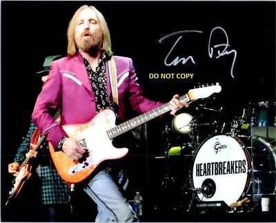 Tom Petty 8X10 Authentic In Person Signed Autograph Reprint Photo Rp