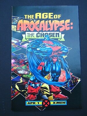 Age of Apocalypse: The Chosen #1 NM 1995 High Grade X-Men Marvel Comics