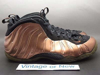 new product 17077 5531c Nike Air Foamposite One Copper 2010 sz 10.5