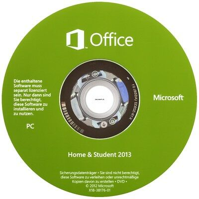 microsoft office home and student 2013 vollversion. Black Bedroom Furniture Sets. Home Design Ideas