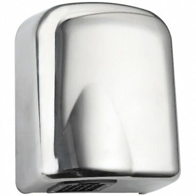Bradley Ovation Hand Dryer 220-1926 White Powdercoated Metal 225 X 282 X 160Mm