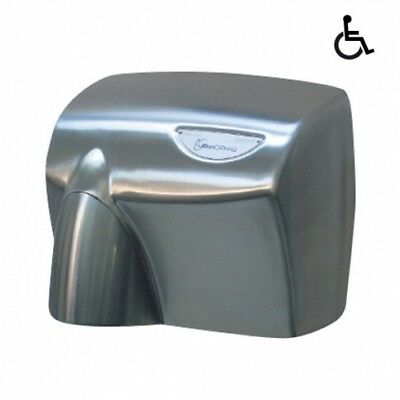 Jd Macdonald Autobeam Automatic Hand Dryer Satin Chrome Cover and Nozzle