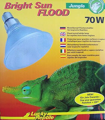 LUCKY REPTILE BRIGHT SUN Jungle Flood 70 W UVB Stahler
