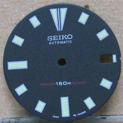 Replacement Dial For Seiko 7002 Diver Aftermarket