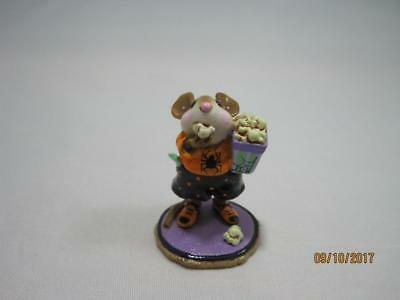 Wee Forest Folk M-288 Halloween Mousie's Matinee Mouse Expo 2007 - WFF Box