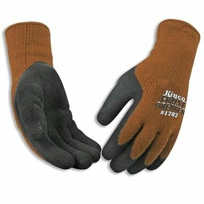 Kinco 1787 Frost Breaker Thermal Gloves Medium Size Work Glove Thermal Lined