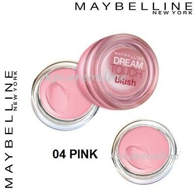 Maybelline Dream Touch Blush, Cream Blusher 04 Pink