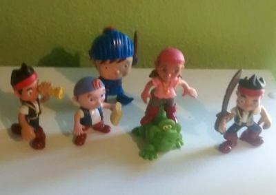 Disney Jake the Neverland Pirates  + Cubby & Izzy  Figure Replacement