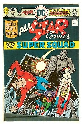 All Star Comics 59   2nd Power Girl