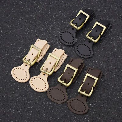 Girls Leather Bag Button Tuck Lock Closure Buckle Handcraft Replacement Tools