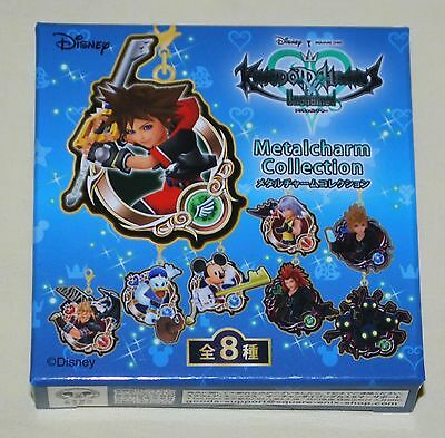 D23 2017  Expo Promo Square Enix Kingdom Hearts Unchained Metalcharm Collection
