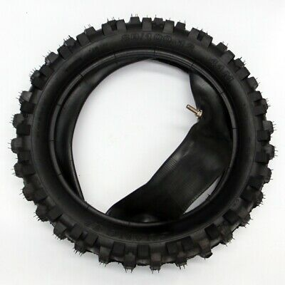 3.00-12 TIRE Tyre and TUBE for XR CRF70 PW80 KLX110 SDG SSR Pit BIKE 80/100-12