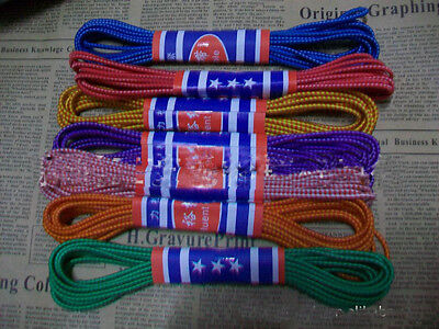 1 Pc Mix Color 4M Bungee Round Elastic Shock Cord Strong Stretch String Rope NEW