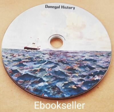 County Donegal History 28 Books in Pdf formats for pc and some readers