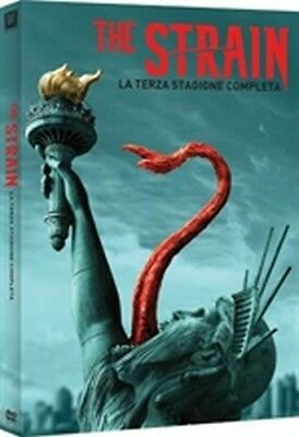 The Strain - Stagione 3 (3 DVD) - ITALIANO ORIGINALE SIGILLATO -