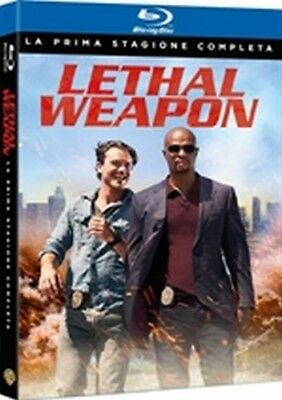 Lethal Weapon - Stagione 1 (3 Blu-Ray Disc) - ITALIANO ORIGINALE SIGILLATO -