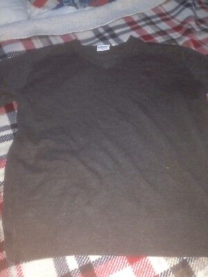 Glasgow Rangers Grey Jumper Official Used Good Condition Logo