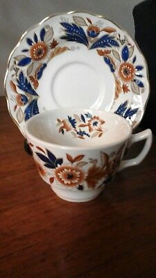 Booths Dovedale Cup & Saucer
