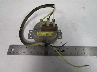 Reznor 68266 Pressure Switch, with wire assembly and fittings